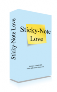 Sticky Note Love eBook cover